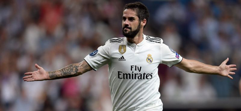 Isco is tired of Real