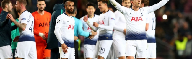 Tottenham pull out ticket to play-offs