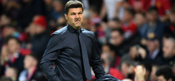 Pochettino complains about management again