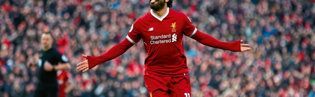 Salah is best in Africa once again