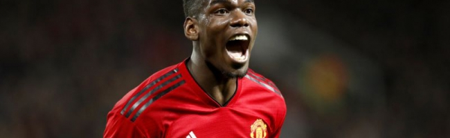 Pogba brings Manchester United result