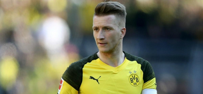 Reus promises he will not move to Bayern