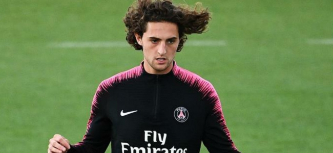 Rabiot wants to go to Liverpool