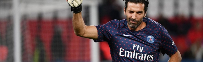 Buffon is third by number of shutouts in Champions League