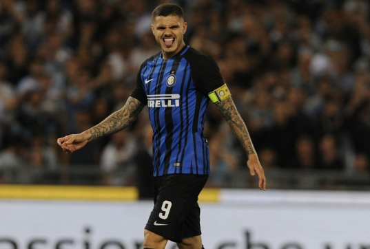 It is time to split for Icardi