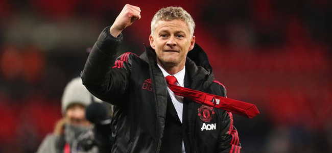 Manchester United are going to keep Solskjaer