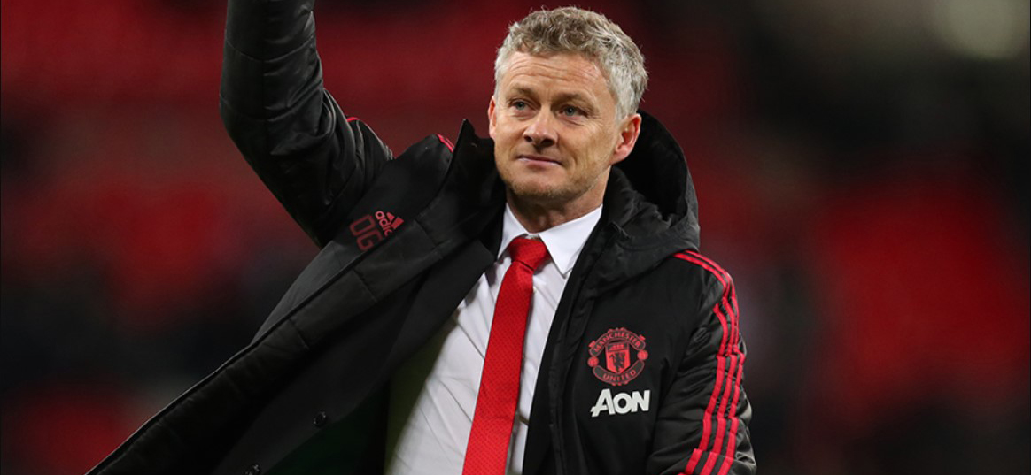Solskjaer is not the panacea, but a good vitamin