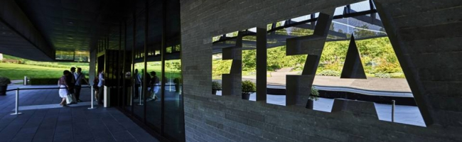 FIFA are accused of corruption