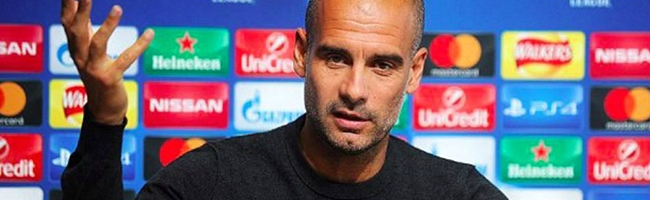 Guardiola aims at Champions League