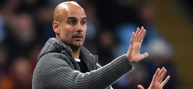 Guardiola accepts challenge to win UCL