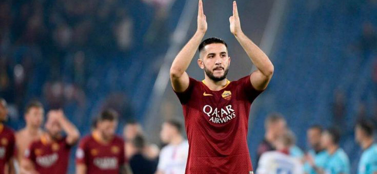 Roma sold Costas Manolas to Neapolitan Napoli, as the club still has not determined its vector of development