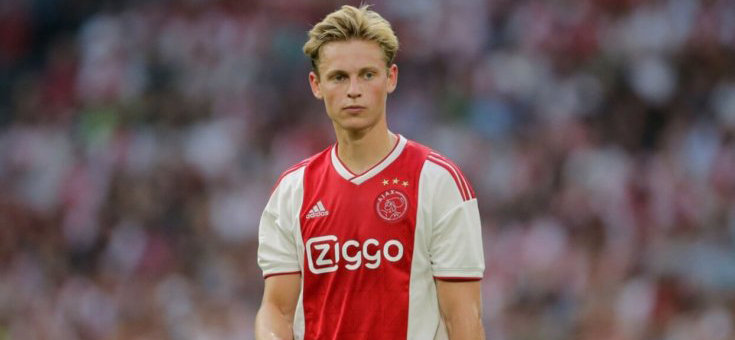 De Jong wanted to go to Arsenal