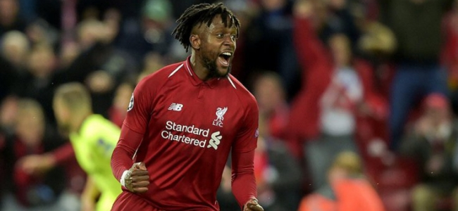 Origi received a new contract