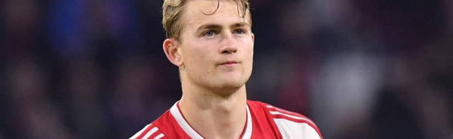 De Ligt listened to Ronaldo
