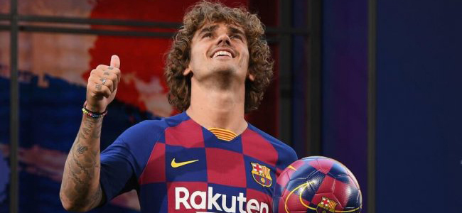 It will not be easy for Griezmann in Barcelona