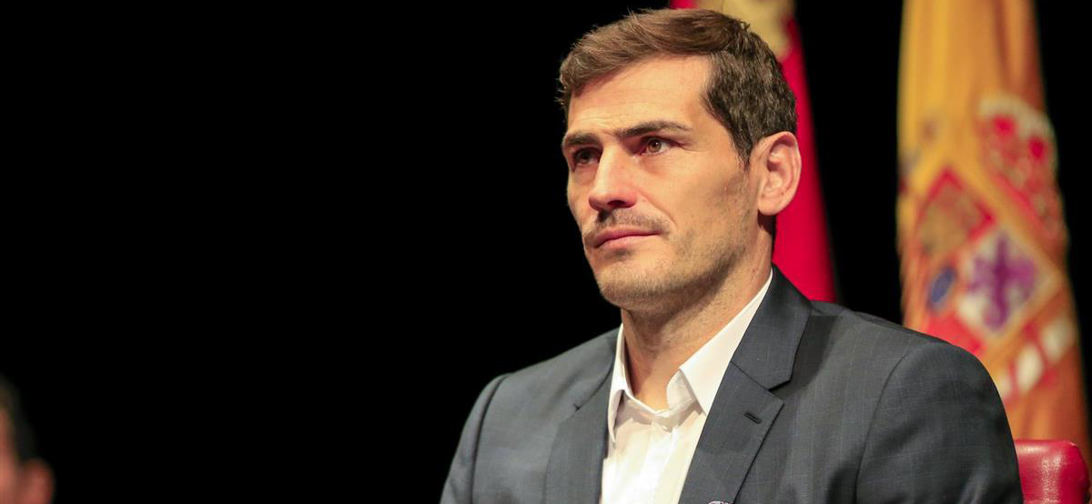 Casillas is expected in Porto management