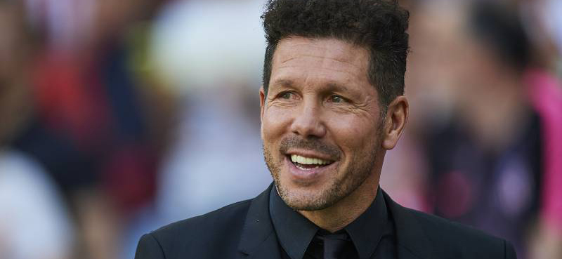 Atletico Madrid head coach Diego Simeone in an interview to La Nacion shared his opinion regarding the work of a head coach and humiliated Real Madrid