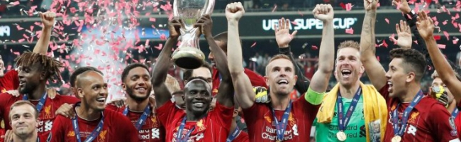 Liverpool are the strongest club in Europe