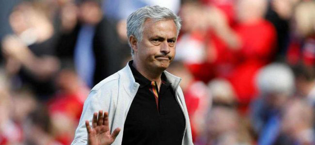 After the dismissal in mid-December from the post of  the head coach of Manchester United, Jose Mourinho received a new challenge