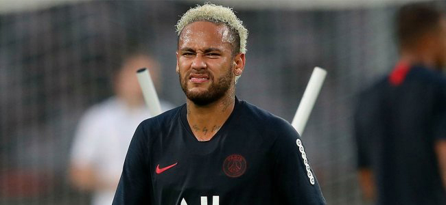 French PSG will not count on the team leader Neymar, until the epopee, associated with his possible departure, ends