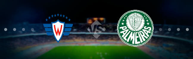 Jorge Wilstermann vs Palmeiras Prediction 4 May 2017