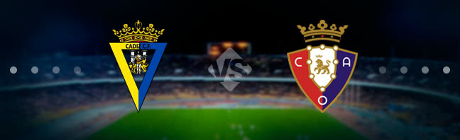 Cadiz vs Osasuna Prediction 7 October 2017