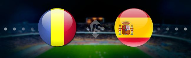Romania vs Spain Prediction 5 September 2019
