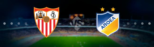 Sevilla vs APOEL Prediction 3 October 2019