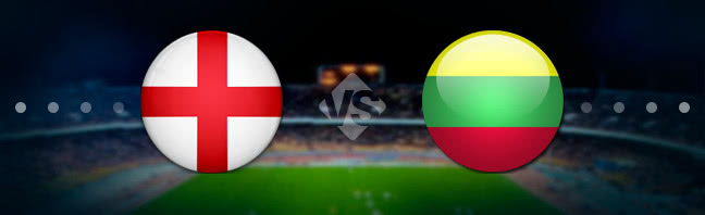 England vs Lithuania Prediction 26 March 2017