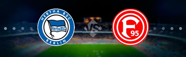 Hertha vs Fortuna Dusseldorf Prediction 4 October 2019