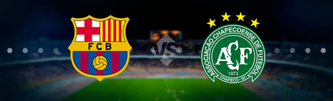 Barcelona vs Chapecoense Prediction 7 August 2017
