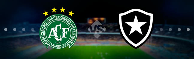 Chapecoense vs Botafogo Prediction 18 June 2017
