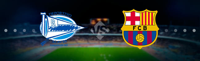 Alaves vs Barcelona Prediction 26 August 2017
