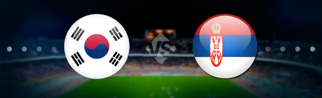 South Korea vs Serbia Prediction 14 November 2017