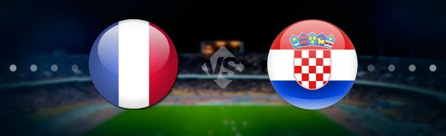 France vs Croatia Prediction 15 July 2018