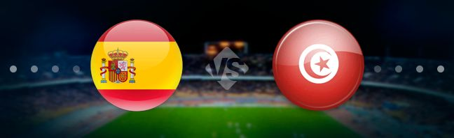 Tunisia vs Spain Prediction 9 June 2018