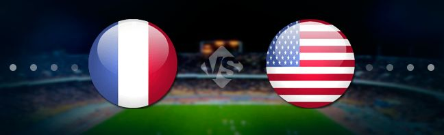France vs United States Prediction 9 June 2018