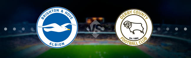 Brighton and Hove Albion vs Derby County Prediction 10 March 2017