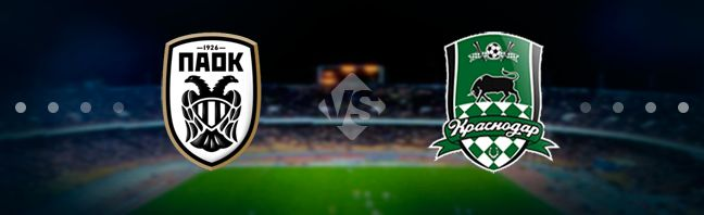 Paok Vs Krasnodar Prediction 30 September 2020