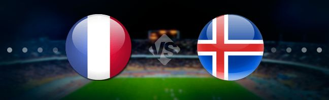 France will meet Iceland national team at the Stade du Roudourou in Guingamp in the friendly match.