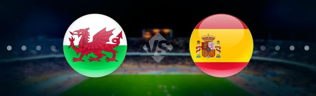Wales national team hosts Spain national team at the Principality Stadium in Cardiff in the international friendly match.