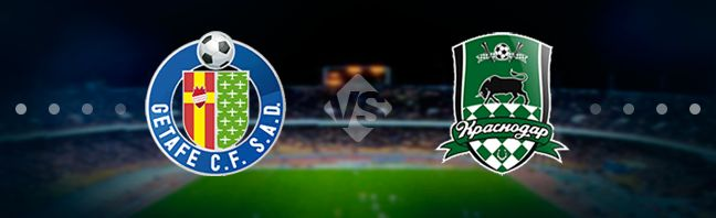 Getafe host their guests Krasnodar at the Coliseum Alfonso Perez in Getafe in the 6th game week of the UEFA Europa League group stage.