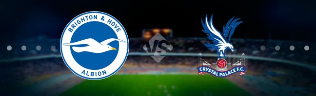 Brighton & Hove Albion vs Crystal Palace Prediction 22 February 2021