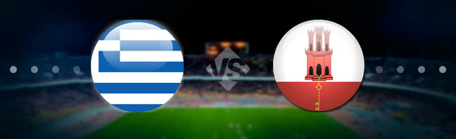 Greece vs Gibraltar Prediction 10 October 2017