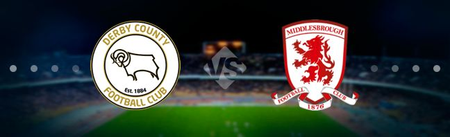 Derby County vs Middlesbrough Prediction 1 January 2018