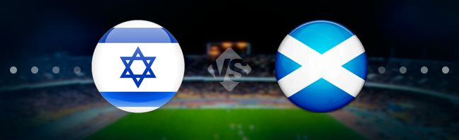 Israel host Scotland national team at the Sammy Ofer Stadium in Haifa in the third round of the UEFA Nations League.