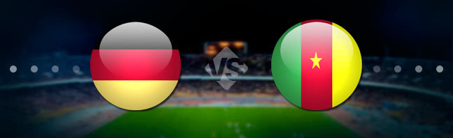 Germany vs Cameroon Prediction 25 June 2017