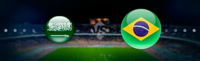 Saudi Arabia vs Brazil Prediction 12 October 2018