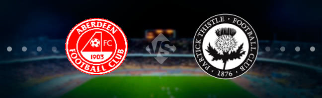 Aberdeen vs Partick Thistle Prediction 27 December 2017