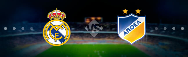 Real Madrid vs APOEL Prediction 13 September 2017